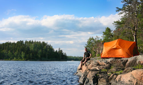 Ely Minnesota BWCA Canoe Trips and Outfitting